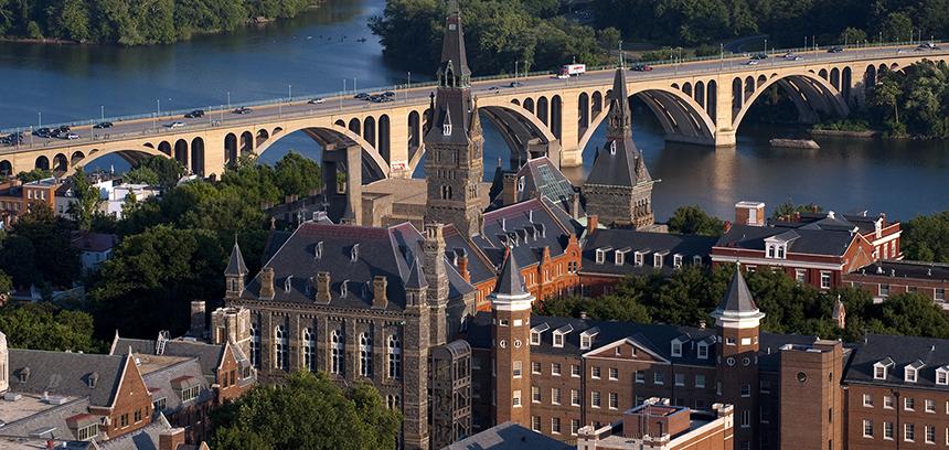 Georgetown University's McDonough School of Business